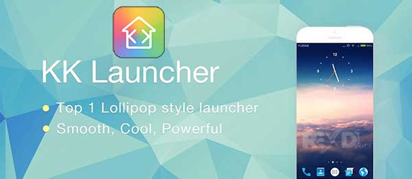 KK Launcher -Lollipop launcher