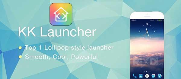 KK Launcher -Lollipop launcher