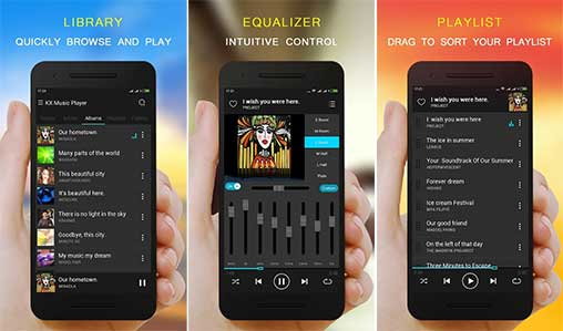 KX Music Player Pro 1 5 4 Apk for Android