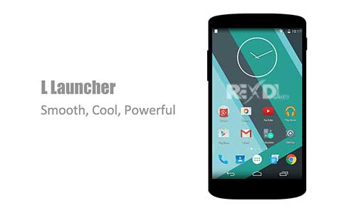 L Launcher PRO – Lollipop Launcher
