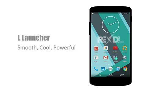 L Launcher PRO – Lollipop Launcher