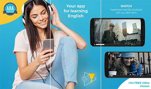 Learn English with ABA English Premium Unlocked