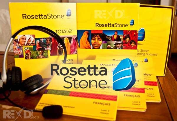 Learn Languages Rosetta Stone