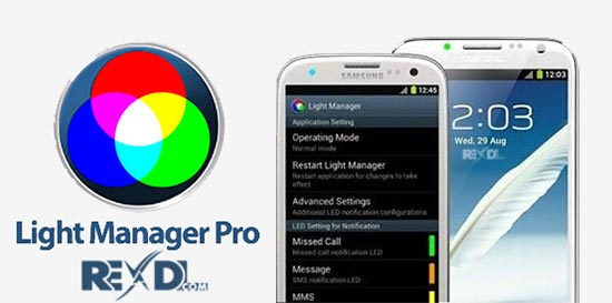 Light Manager Pro - LED Settings 11 5 Apk Patched for Android