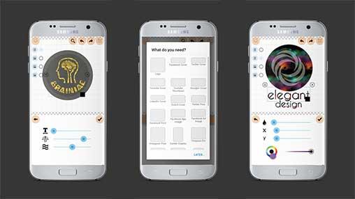 Logo Maker Plus - Graphic Design Generator Apk