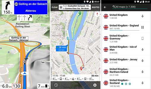 Magic Earth Navigation & Maps Apk