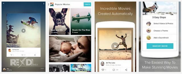 Magisto Video Editor & Maker android