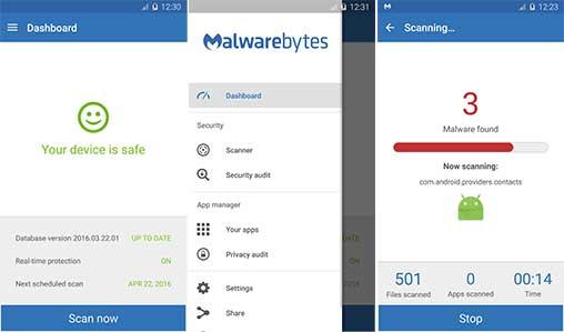 Malwarebytes Anti-Malware Apk