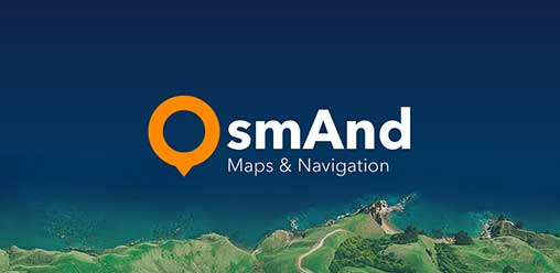 Maps & GPS Navigation OsmAnd+