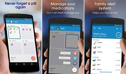 MediSafe Meds & Pill Reminder Premium Full Apk