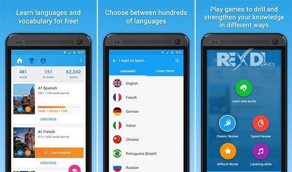 Memrise Learn Languages Free Premium Apk