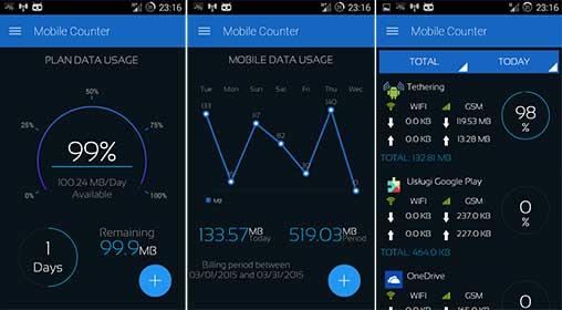 Mobile Counter 2 | Data usage Premium Apk