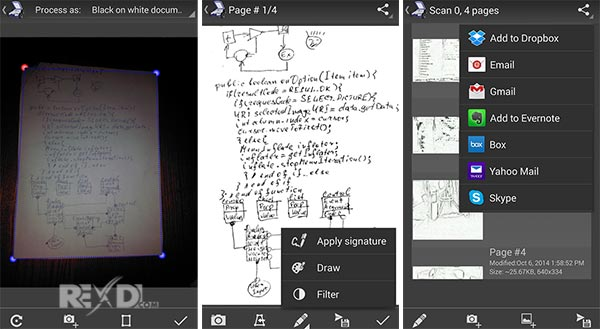 Mobile Doc Scanner 3 + OCR 3 4 53 APK for Android