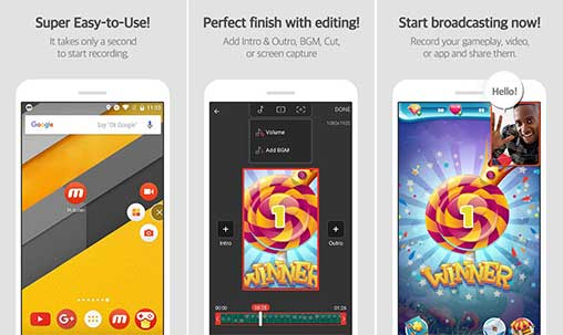 Mobizen Screen Recorder Unlocked Apk