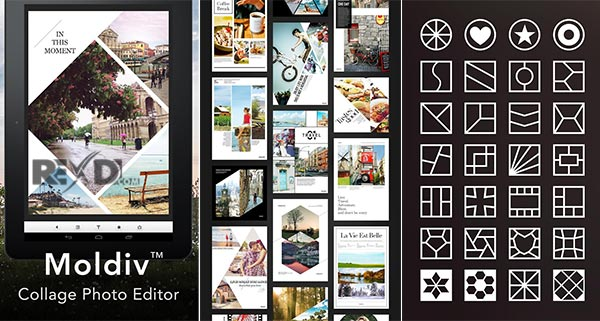 Moldiv – Collage Photo Editor Apk
