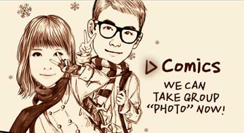 momentcam cartoons & stickers