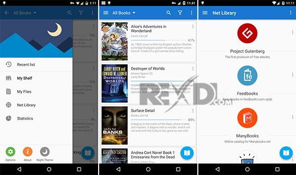Moon+ Reader Pro 5 1 Apk + MOD (Full) for Android
