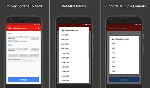 Mp3 Video ConverteR 1 0 0 Apk for Android