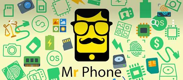 Mr Phone - Search and Compare