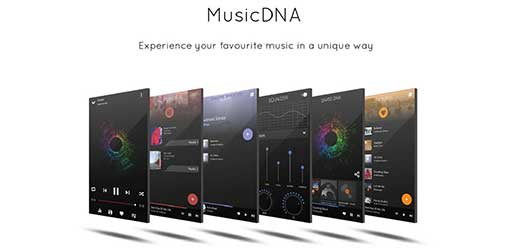 Music Player Pro - DNA