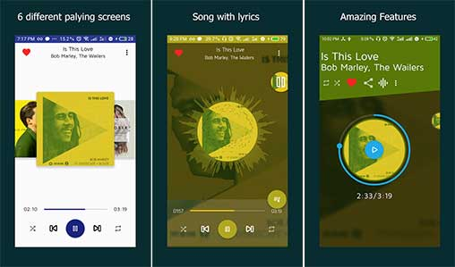 MusicX Music Player Pro 1.0.5 Apk for Android