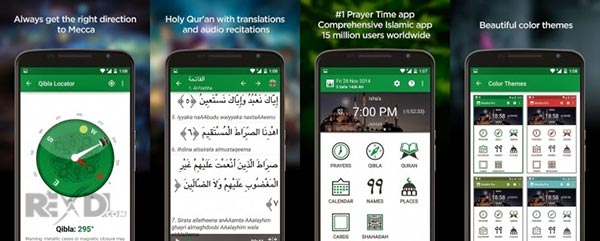 download azan for android free
