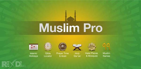 Muslim Pro – Azan,Quran,Qibla