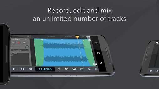 n-Track Studio 9 Pro Music DAW Apk