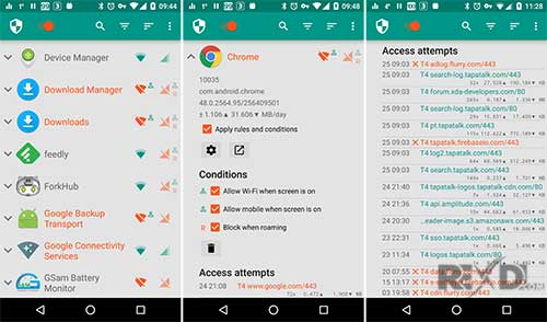 NetGuard Pro – no-root firewall 2 261 Apk + Mod for Android