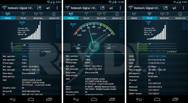 Network Signal Info Pro apk