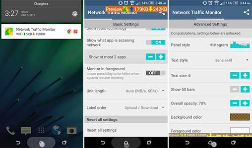 Network Traffic Monitor Pro Apk