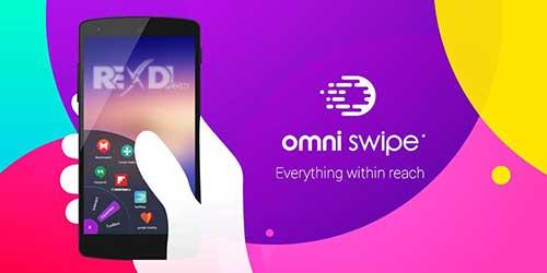Omni Swipe - Small and Quick