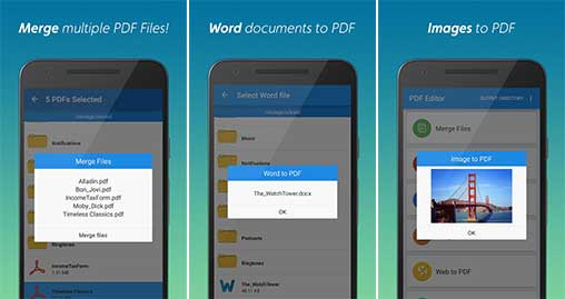 PDF converter pro & PDF editor 6 3 Apk for Android