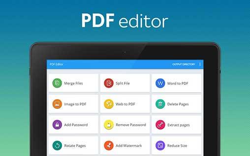 PDF converter pro & PDF editor
