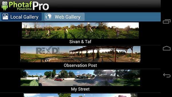 Photaf Panorama Pro Apk
