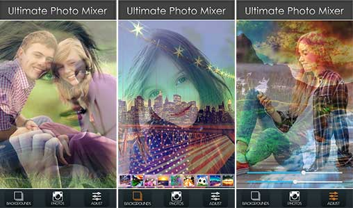 Photo Blender / Mixer Premium Apk