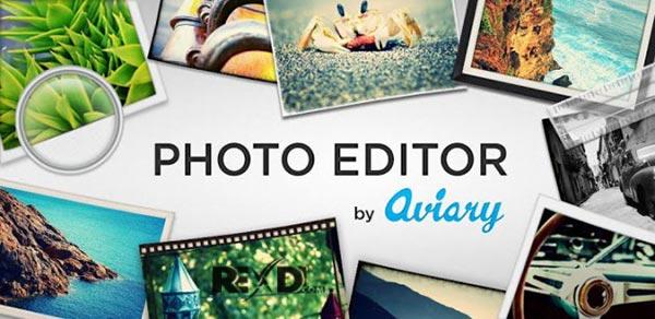 Photo Editor by Aviary Apk