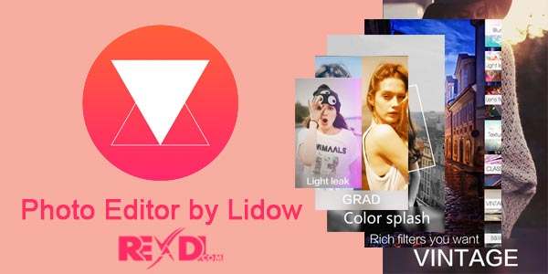Photo Editor by Lidow