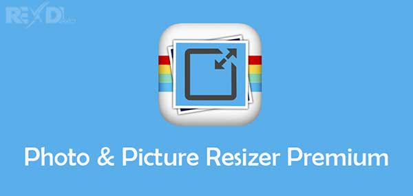 Photo & Picture Resizer Premium