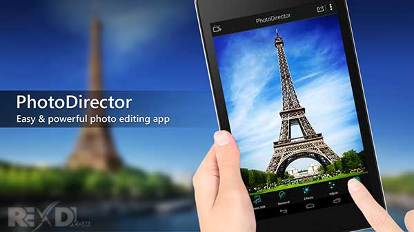 Rexdl.com PhotoDirector Photo Editor App 6.3.2 Full Unlocked Android Revdl.com