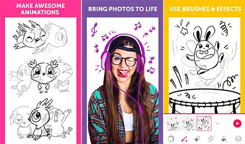 PicsArt Animator Gif & Video Apk