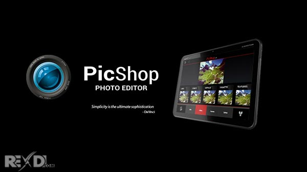 PicShop Photo Editor apk
