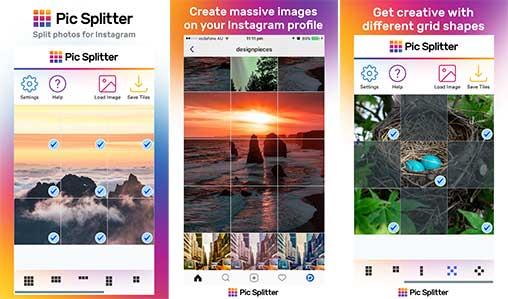 PicSplitter for Instagram Apk
