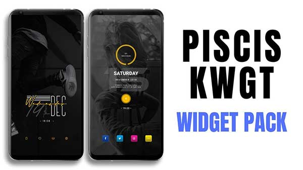 PISCIS W Kwgt Full Apk Mod Android