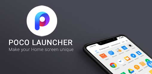 POCO Launcher 2 6 9 2 (Full) Final Apk for Android