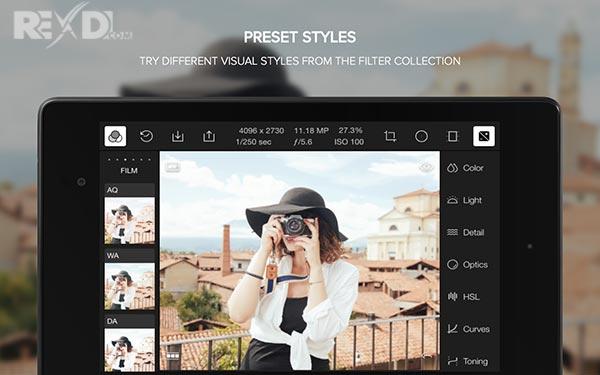 Polarr Photo Editor Pro