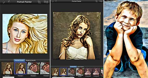 Portrait Painter Apk