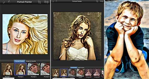 Portrait Painter Apk