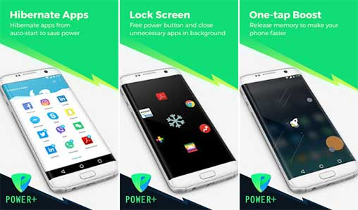 Power+ Launcher-Battery Saver Apk