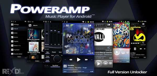 poweramp music player full apk instmank